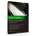 SAINT SAENS - Piano Concerto No.2 in G minor, Op.22 Accompaniment