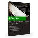 MOZART - Piano Concerto No.23 in A major, K.488 1st mvt. Accompaniment