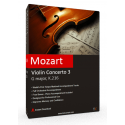 MOZART - Violin Concerto No.3 in G major, K.216 Accompaniment