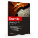 STAMITZ - Viola Concerto in D major, Op.1 Accompaniment