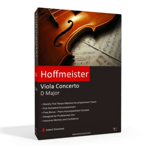 HOFFMEISTER - Viola Concerto in D major